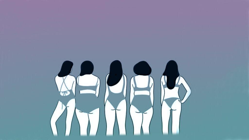 Quando l'apparenza è più importante, il body shaming.