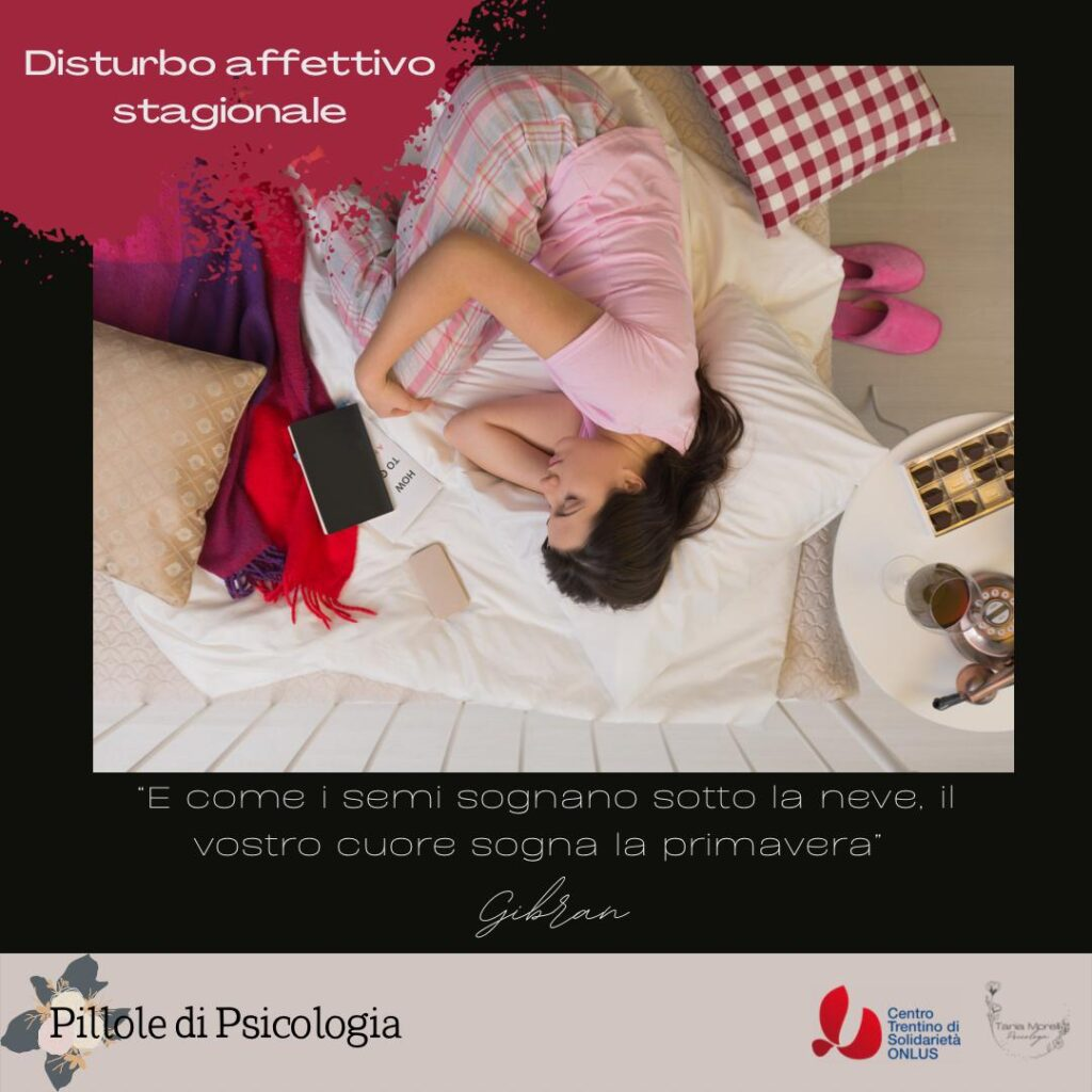 Disturbo affettivo stagionale – SAD